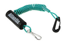 Atlantis floating lanyard, turquoise