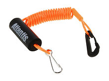 Atlantis floating lanyard, Orange