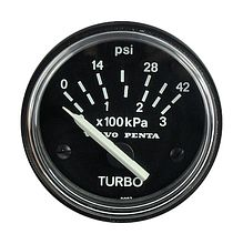 Turbocharger pressure gauge 0-3Bar VP