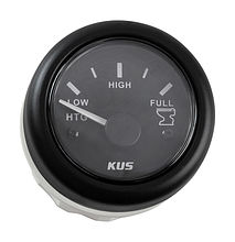 Wastewater  Level Gauge 0-190 Ohm, Black/Black