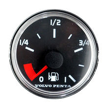 Fuel gauge (black)