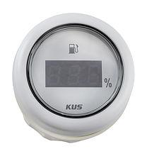 Fuel gauge 4-20 mA, Digital, White/white