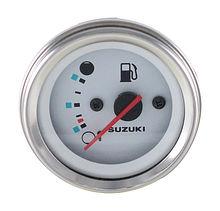 Suzuki fuel gauge, White
