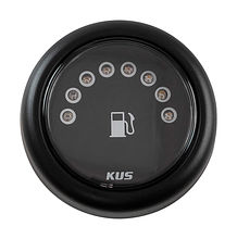 Fuel gauge LED, Black/Black
