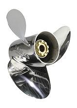 3 Blade 13.3x17 propeller, SS, Solas