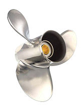 3 Blade 9.3x10 propeller, Solas