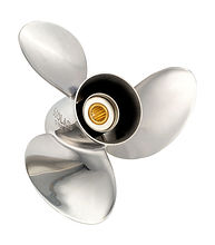 3 Blade 17.8x21 propeller, Solas