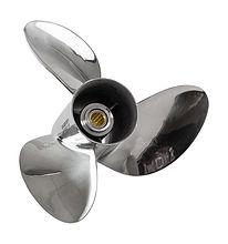 3 Blade 16x18-1/2R propeller, Suzuki