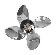4 Blade 15-1/4x20L propeller, Suzuki (Left rotation)