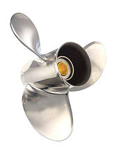 3 Blade 9-1/4x10R propeller, Solas