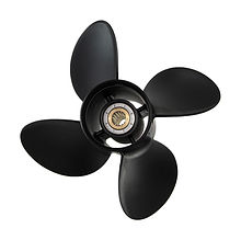 4 Blade 14.25x19L propeller, Solas (Left rotation)
