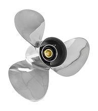 3 Blade 11-1/2x13 propeller, E.Chance