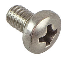 Screw round head screw DIN7985 A4 cross recess-M4h6 packing 1/10
