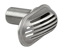 Through-Hull Intake Strainer d 25.4 mm