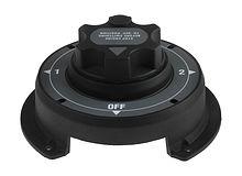 Battery switch 4 position 310A,  12-36V