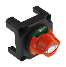 Battery switch 4 position  ON-OFF 300A, 12-48 V