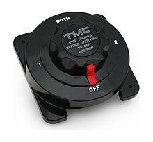Battery switch  6-32V, 175A, black