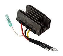 Rectifier-regulator for Suzuki DF9.9-15/DF9.9B/15A-20A