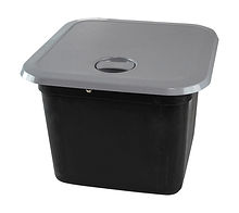 Storage box 374x374x250 mm