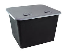 Storage box 459x514x330 mm