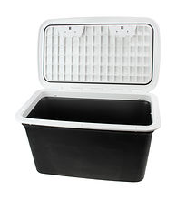 Boat storage box 355x600x320 mm