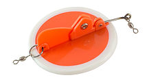 Trolling Disc Diver L107mm Orange