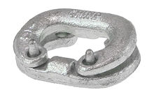 Chain connector 8 mm, galvanized